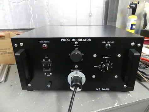 MWO Pulse Modulator