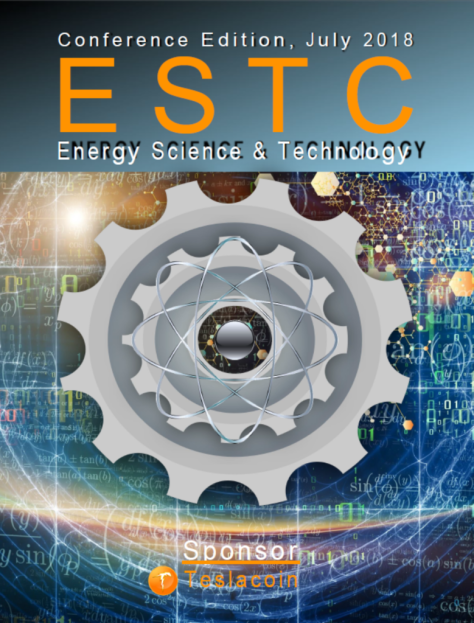 2018 Energy Science & Technology Conference Magazine
