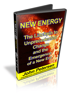 New Energy: The Linchpin to Unprecedented Change and the Emergence of a New Era by John Petersen