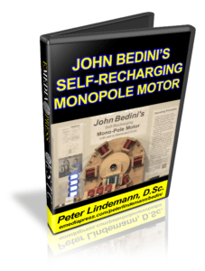 John Bedini's Self-Recharging Motor by Peter Lindemann, DSc