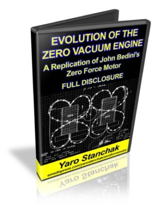 Zero Force Motor Part 1 by Yaro Stanchak