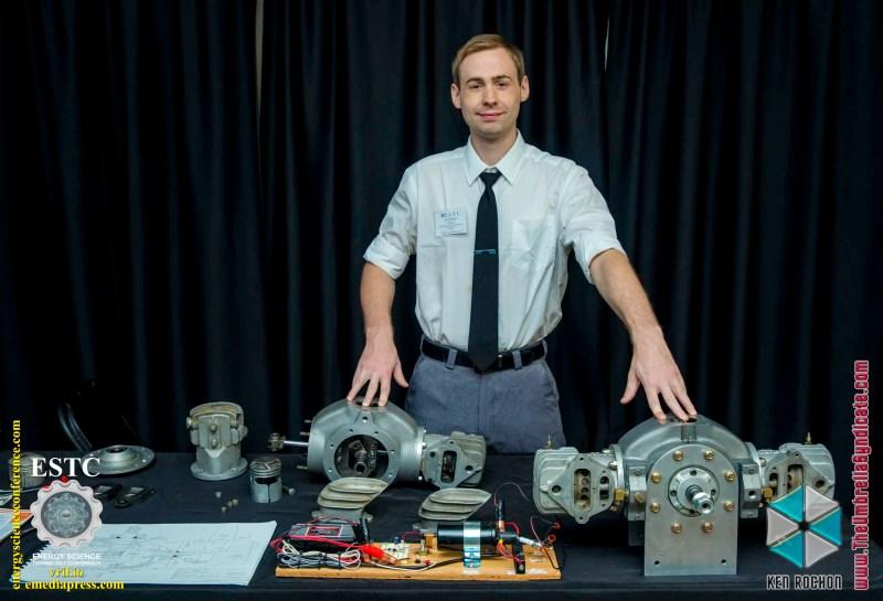 Bourke Engine - Sky Huddleston