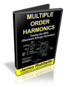 Multiple Order Harmonics - Tuning the QEG by James Robitaille