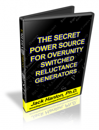 The Secret Power Source For Overunity Switched Reluctance Generators