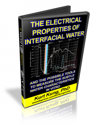 The Electrical Properties Of Interfacial Water