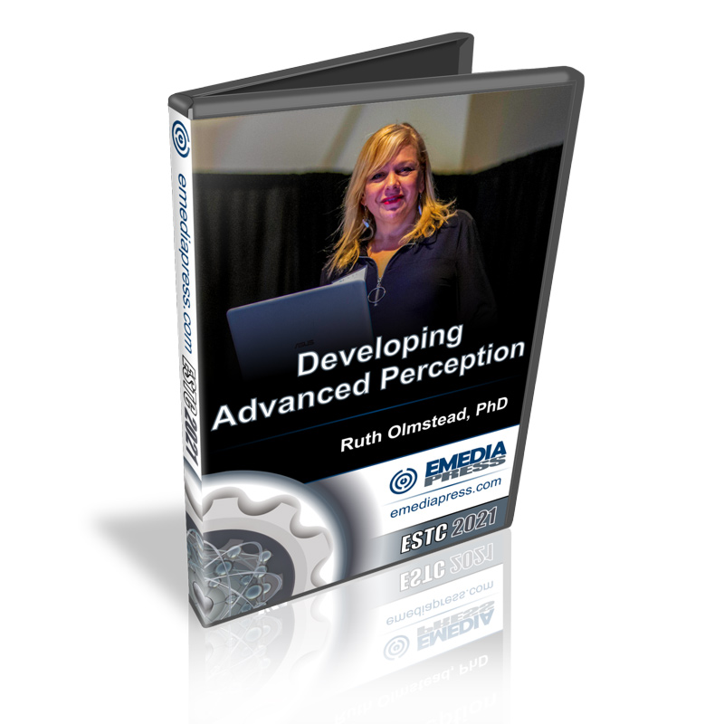Developing Advanced Perception by Ruth Olmstead, PhD