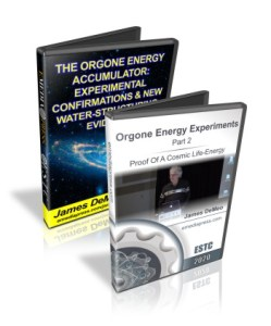 Combo - Orgone Energy Experiments Part 1 & 2 by James DeMeo