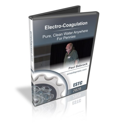 Electro-Coagulation - Pure, Clean Water Anywhere For Pennies by Paul Babcock