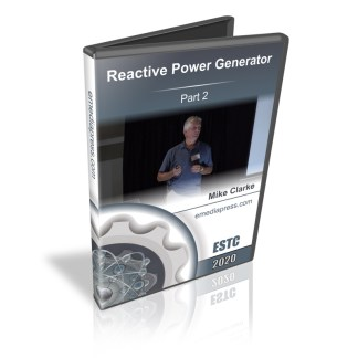 Reactive Power Generator Part 2 by Mike Clarke