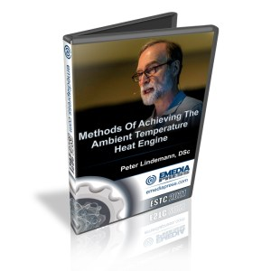 Methods Of Achieving The Ambient Temperature Heat Engine By Peter Lindemann, DSc