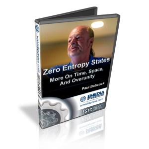 Zero Entropy States - More On Time, Space, And Overunity by Paul Babcock