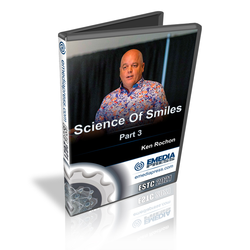Science Of Smiles Part 3 by Ken Rochon