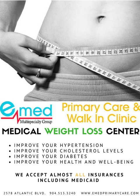 Weight Loss Clinics That Accept Medicaid : weight, clinics, accept, medicaid, Weight, Flyer, Multispecialty, Group