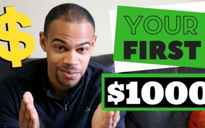 How to Make Your First $1,000 in Passive Income