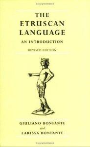 The Etruscan Language