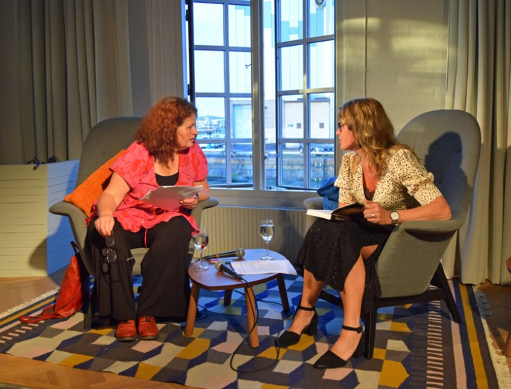 Intervju med författaren Emelie Ljungberg