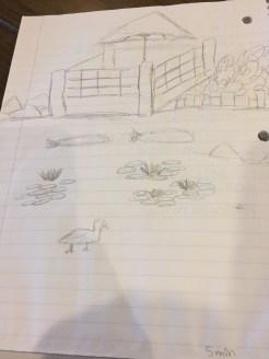 representational sketch