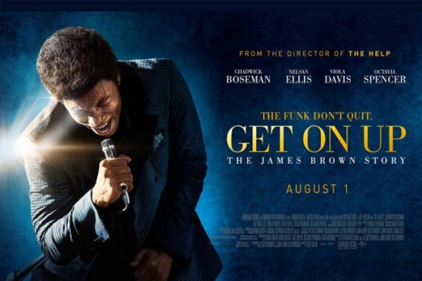 James Brown biographical film