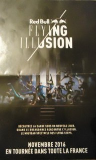 Juste Debout 2016: Flying Illusion