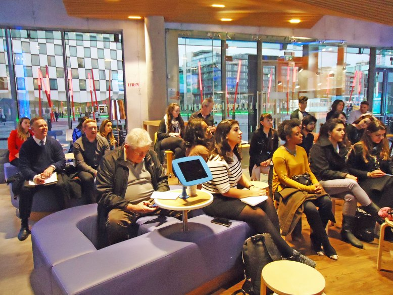 Content Marketing Networking Event with Outside the Box