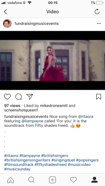 Instagram video marketing