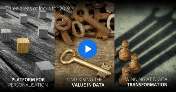 Digital Trends 2019 – Data is the key to creating greater customer experiences