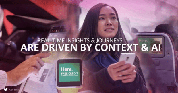 Real-Time Insights and Journeys are driven by Content and Artificial Intelligence