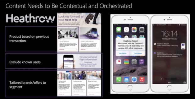 Content needs to contextual and orchestrated