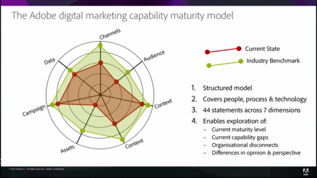 The Adobe digital marketing capability maturity model (continues)