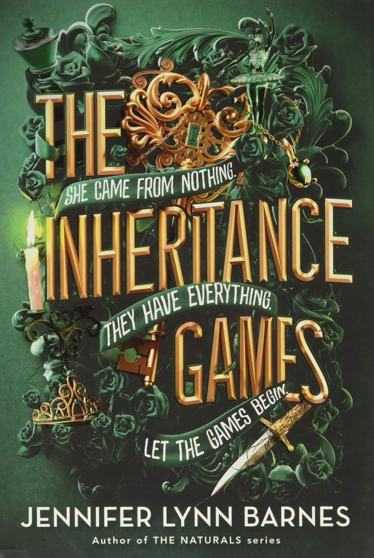 The Inheritance Games Cover ememmy