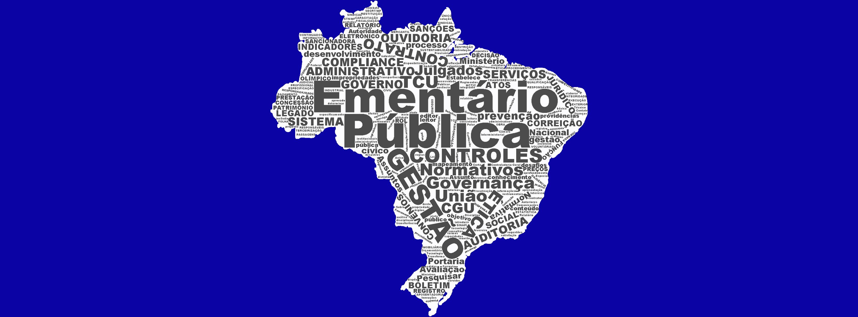 Ementário de Gestão Pública nº 2.154
