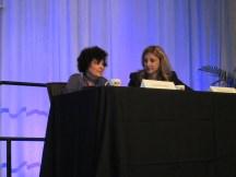 Amanda Simpson and Lynn Rosenthal, 2015 Women of Distinction