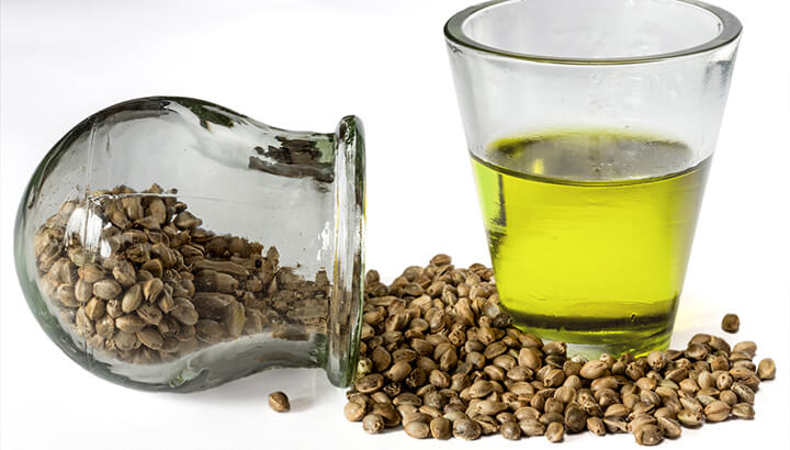 Benefits of Hemp Oil for Great Hair Health | Hemp Seed Oil in Cup