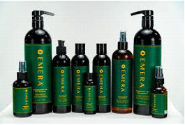 Relieve a Dry, Itchy Scalp Naturally | Emera Hair Care products