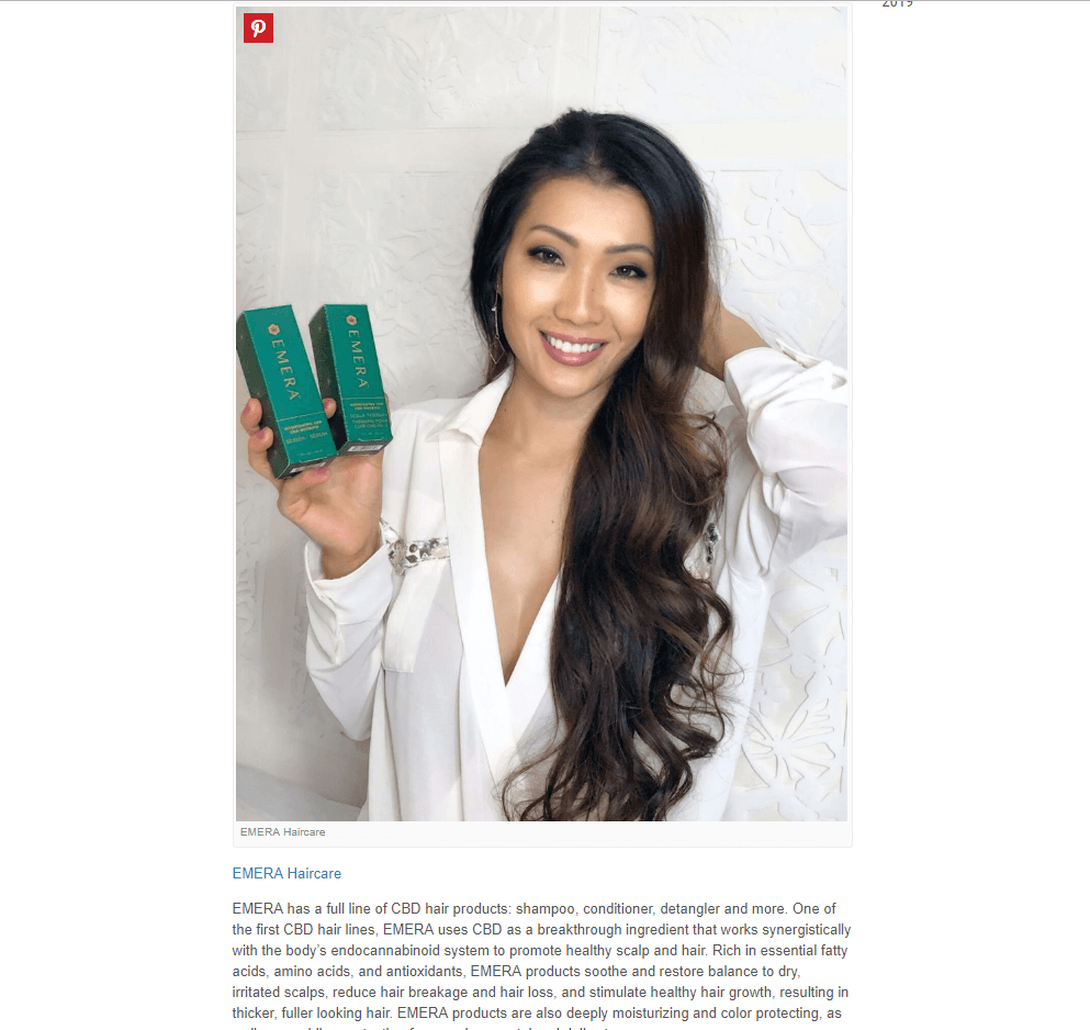 In the News | Beauty LaunchPad April