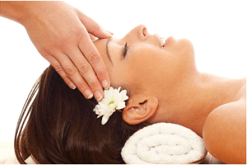 Scalp Massage to stimulate hair growth
