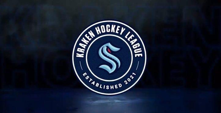 Kraken Hockey League Logo