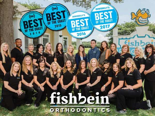 Fishbein Orthodontics awarded 'Best Orthodontist' by Pensacola Independent News 4 years in a row!