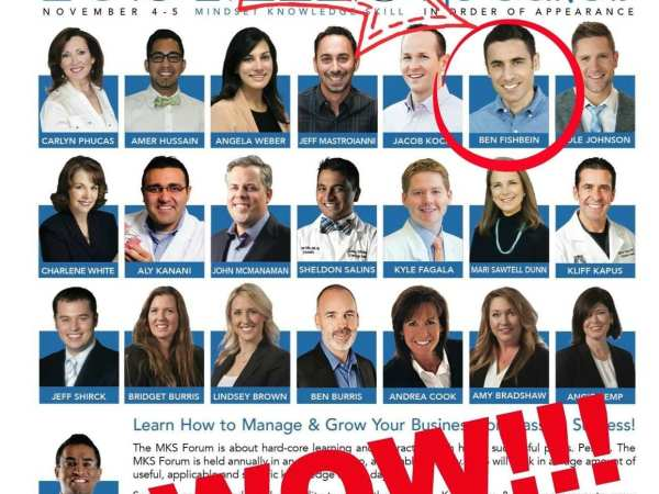 Dr. Ben Fishbein to Present at Top Orthodontic Meeting in Dallas