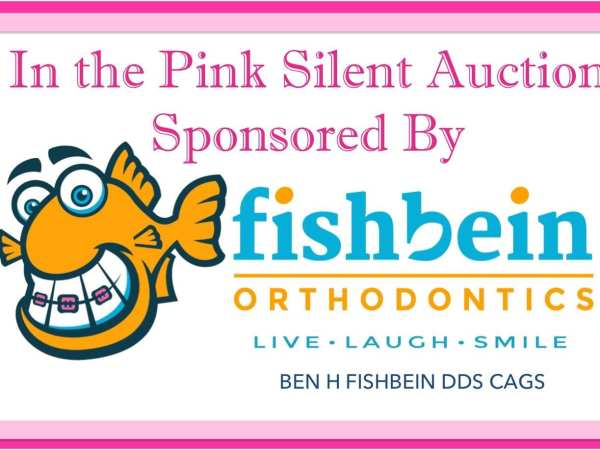 Fishbein Orthodontics and Pink Ribbon Tennis Tournament