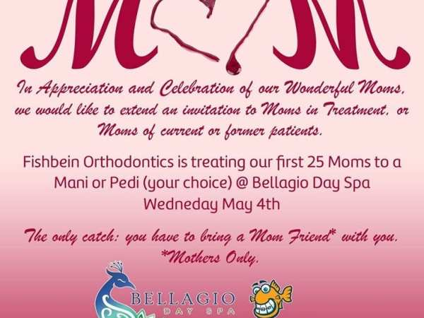 Happy Mother's Day from Fishbein Orthodontics