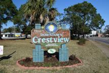 Cities of Crestview Florida