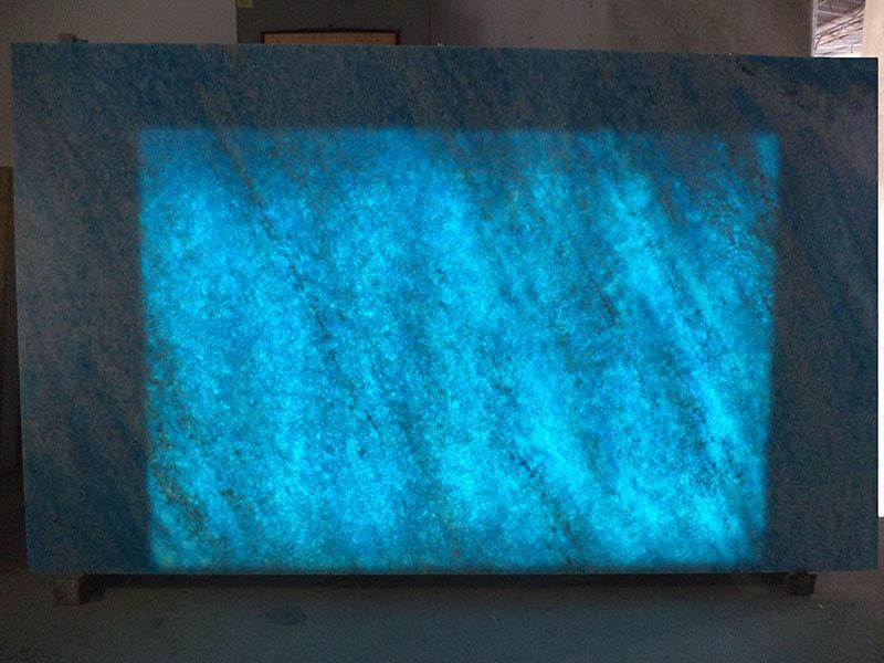 Crystal Onyx  Acquamarine  Emerald Coast Fabrication