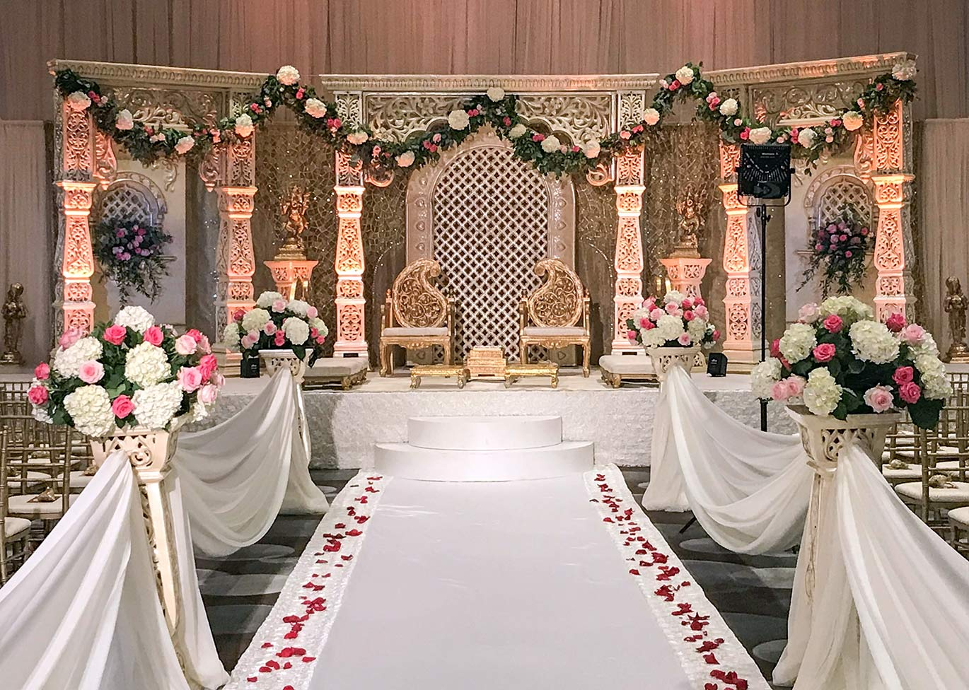 Cleveland Wedding Venue - Indian-Themed Wedding