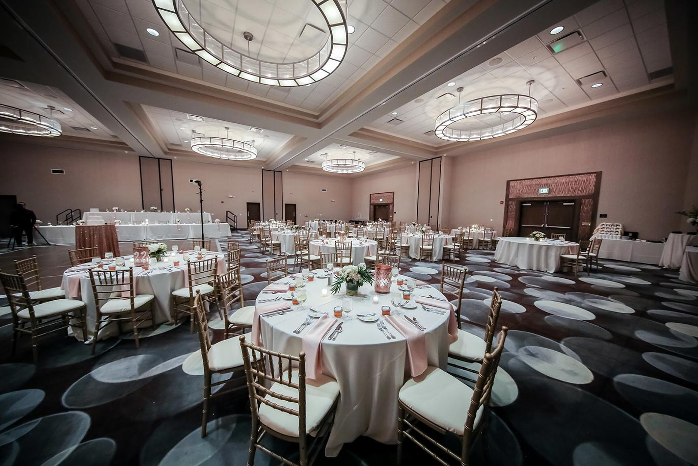 Cleveland Wedding Venue - Wedding Reception Location