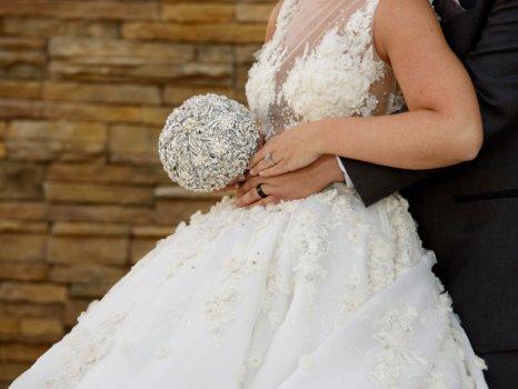 Bride and Groom - Cleveland Wedding