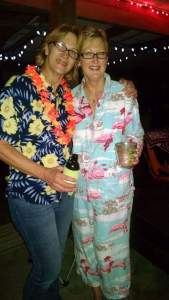Pajama Party Pic