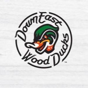 Down East Woodducks Logo