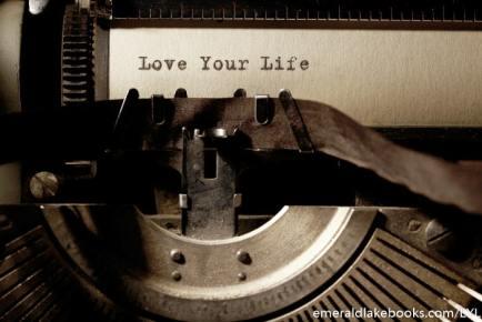 Typewriter - Love Your Life