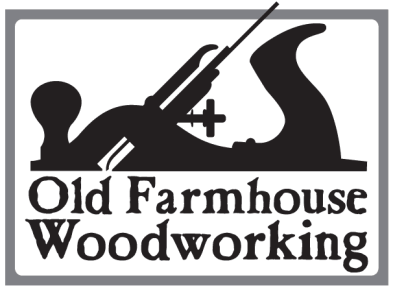 Old Farmhouse Woodworking logo